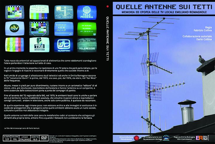 Filandolarete produzione video diretta a rete unificata for Quelle antenne tv choisir